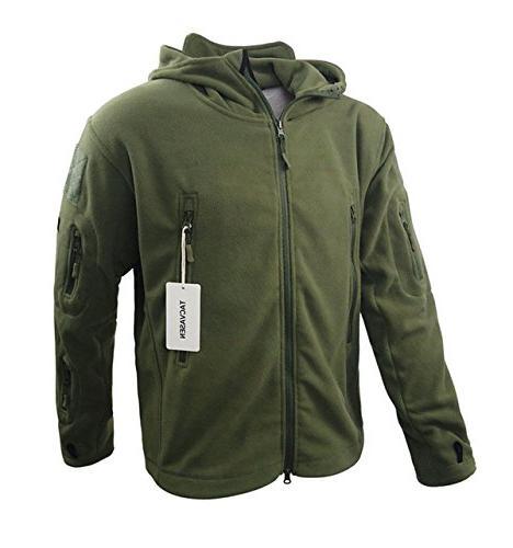 TACVASEN Men's Tactical Jacket
