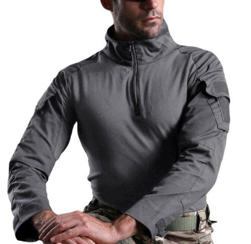 Tactical Quick Sun Long T-Shirt Outdoor Tops