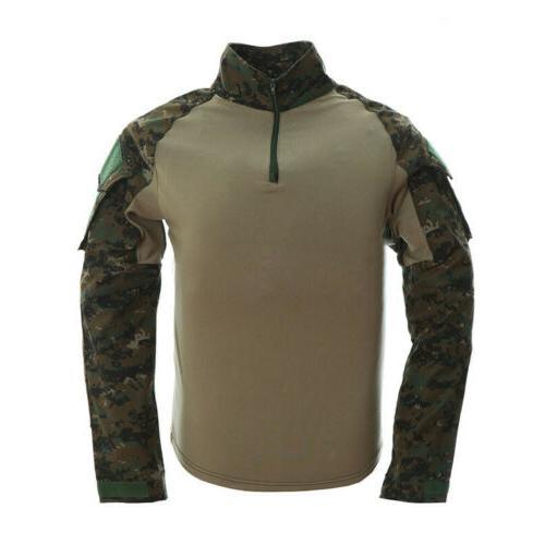 Tactical Sun Protection T-Shirt