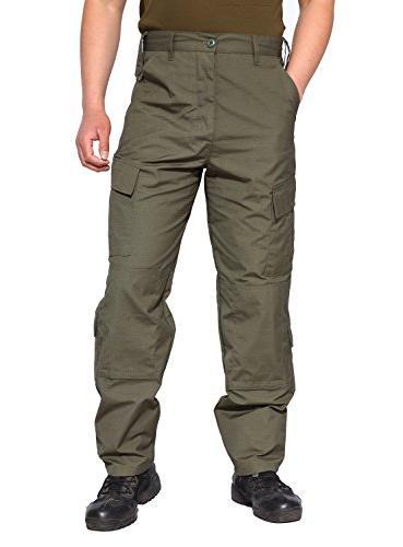 tactical response camo ripstop uniform