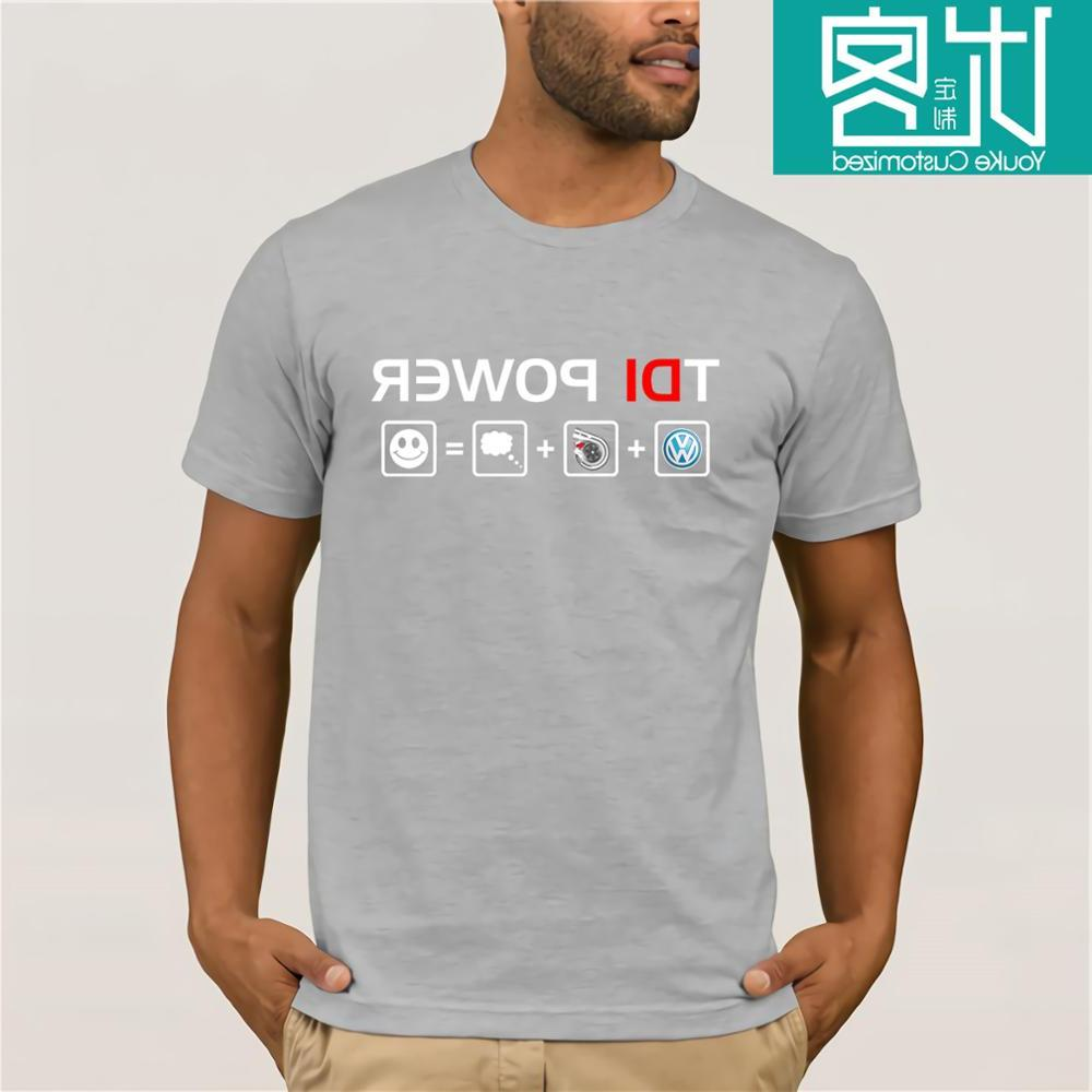 TDI 2,0TDI <font><b>GOLF</b></font> Fashion T-Shirt Summer