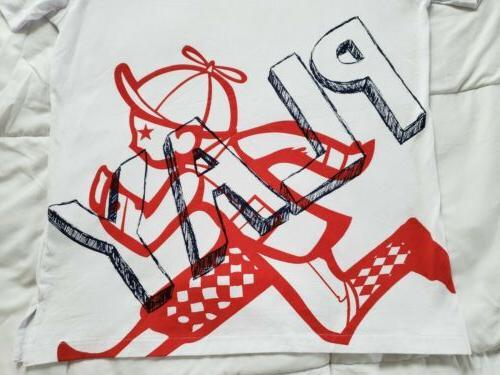 Play Cloths Play T-shirt Men's Brand