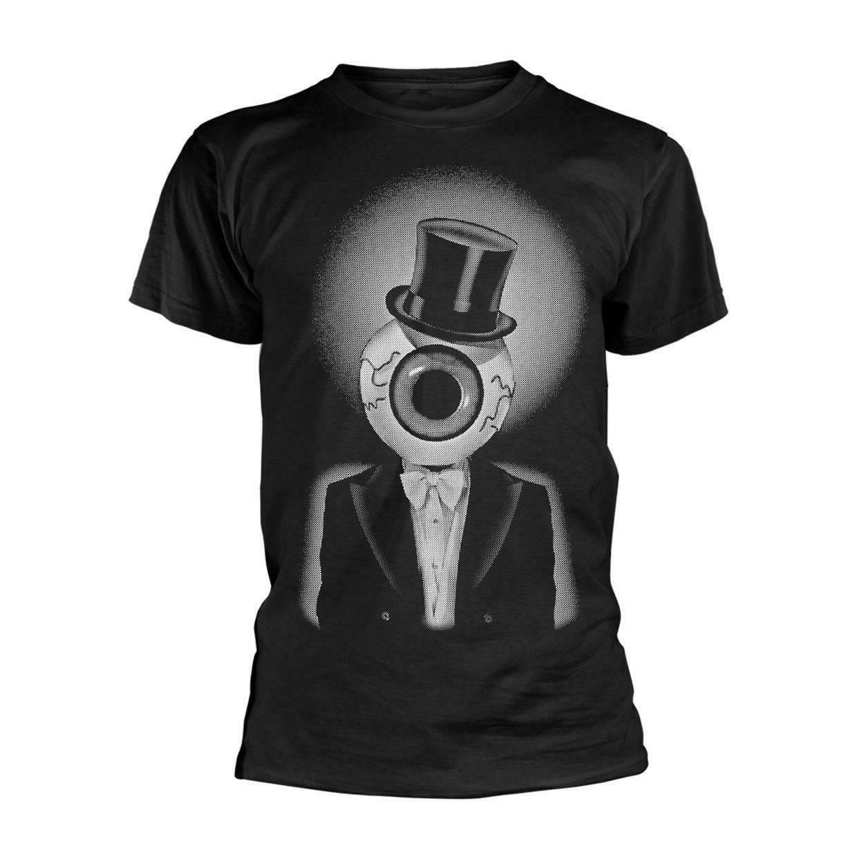 the residents eyeball t shirts cotton size