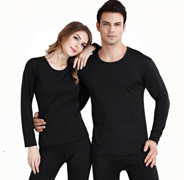 thick winter warm thermal underwear set