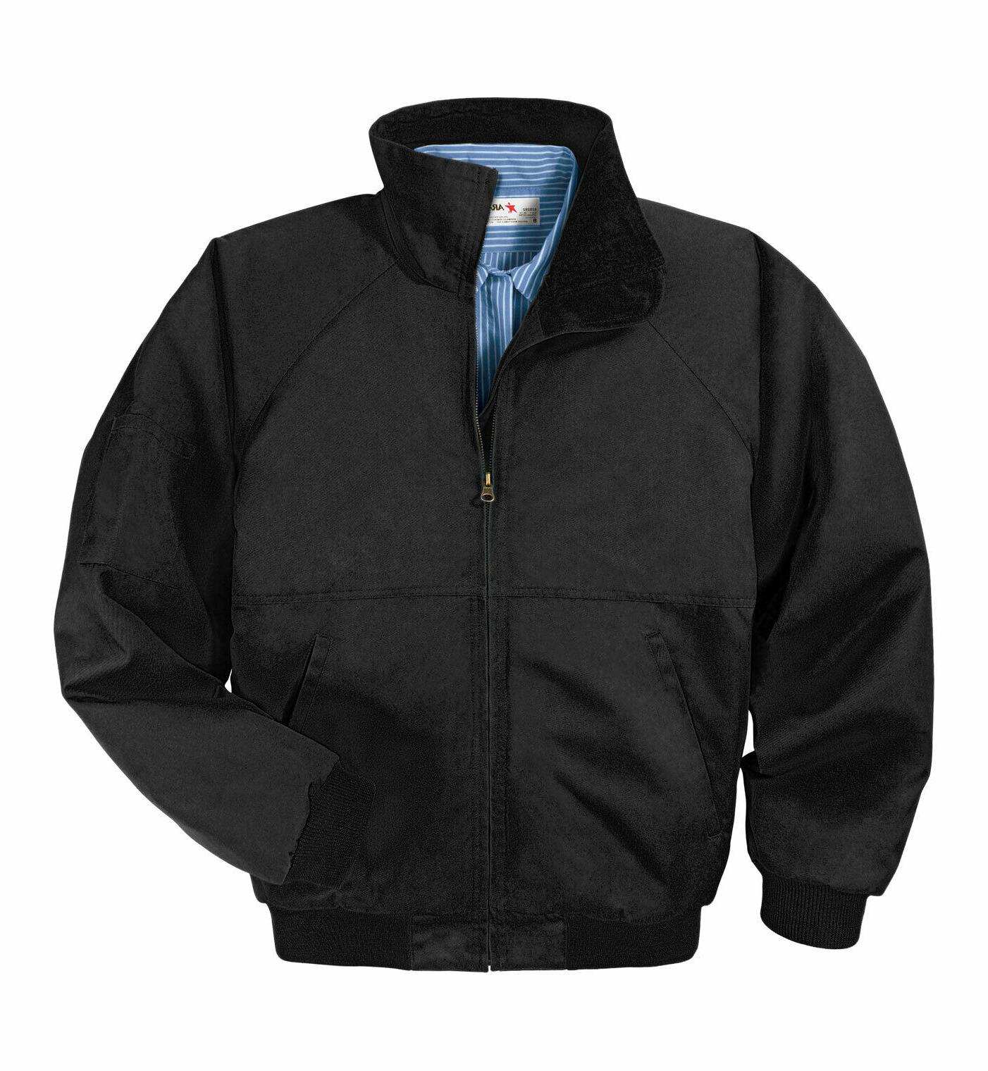 three season classic mens jacket