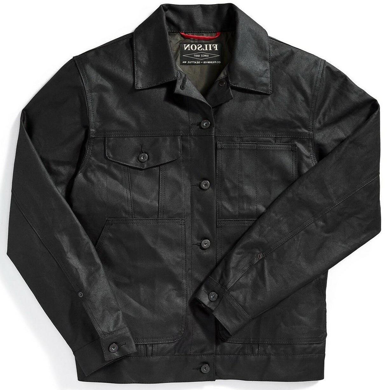 tin cloth short lined cruiser limited jacket