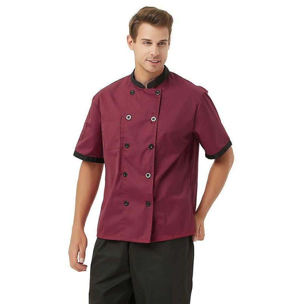 TopTie Chef Coat Jacket
