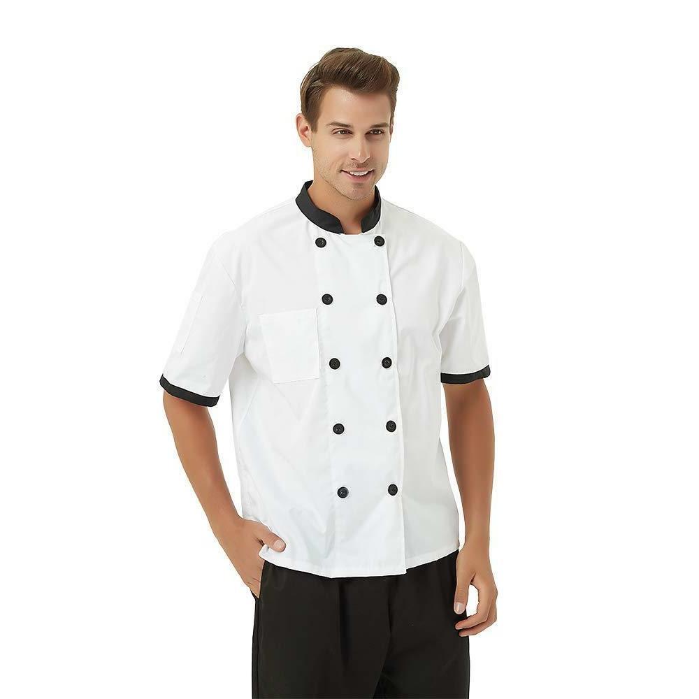 TopTie Short Sleeve Chef