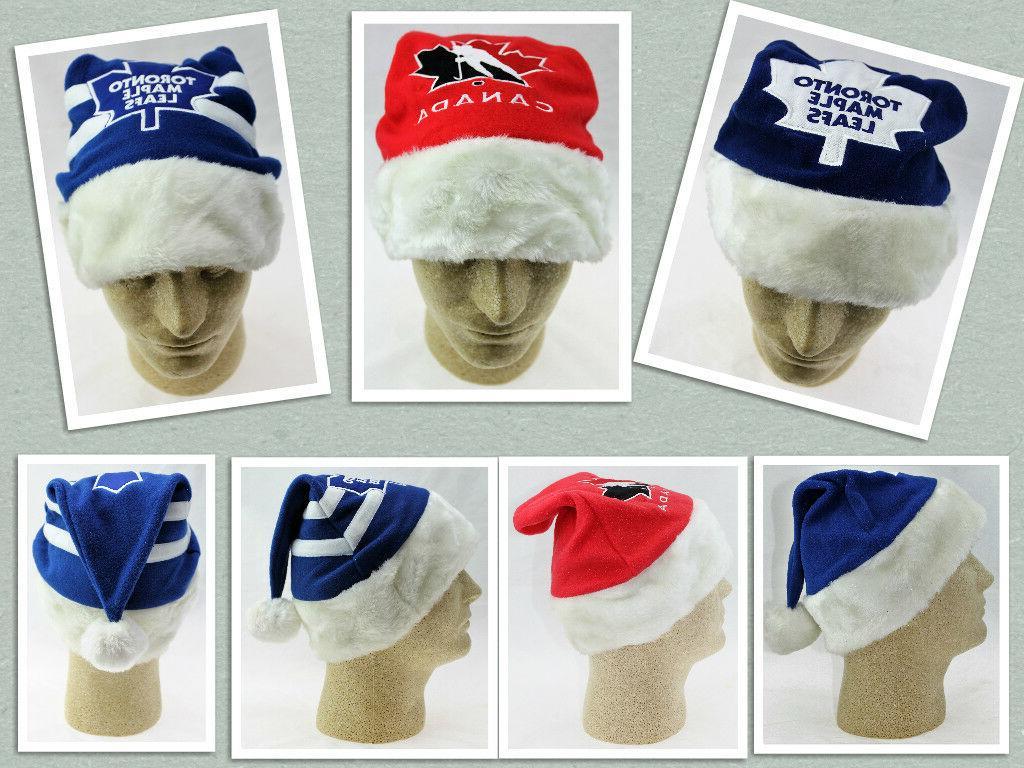 Toronto Maple Leafs Winter Hockey Hat Unisex Fan Apparel Blu