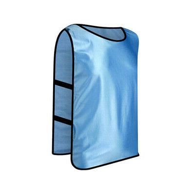 TopTie Training Bibs Adult Child Sports Pinnies for