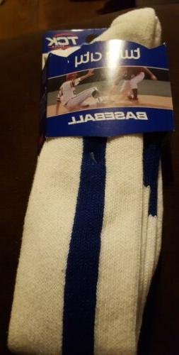 Twin City Baseball/Softball Stirrup Sock  R12 Mens 9-12, Lad