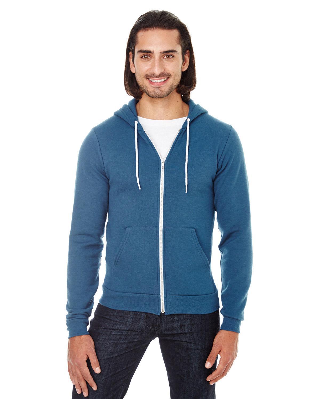 American Apparel Unisex Hooded Sweatshirt NEW