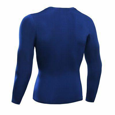 US Men Shirt Tight Thermal