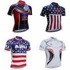 USA Cycling Clothing Pro Cycling Jersey Men's Team Mountain