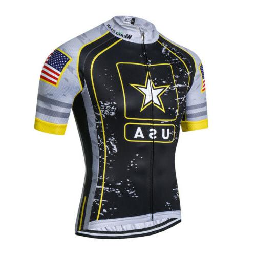 USA Cycling Jersey Men's MTB
