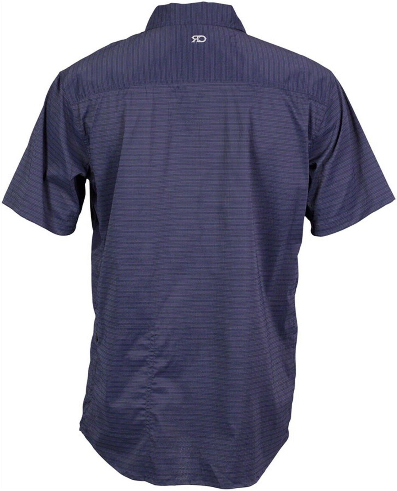 Club Ride Men's Short Shirt: MD