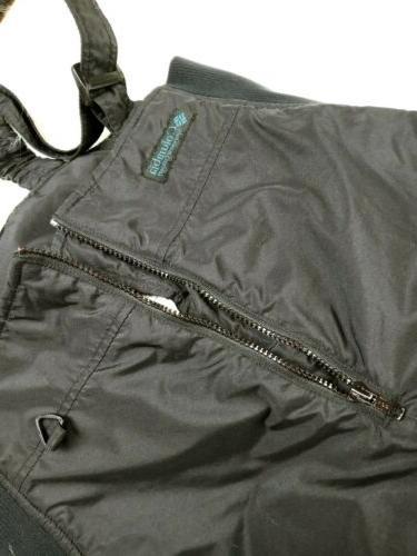 Ski Suspender Bib Pants Medium EXCELLENT