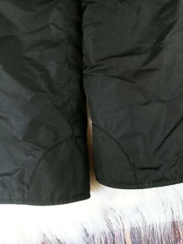 Vintage Black Ski Pants
