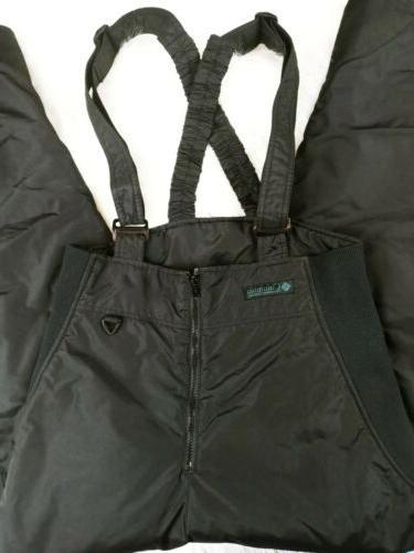 Vintage Columbia Ski Suspender Snow Pants