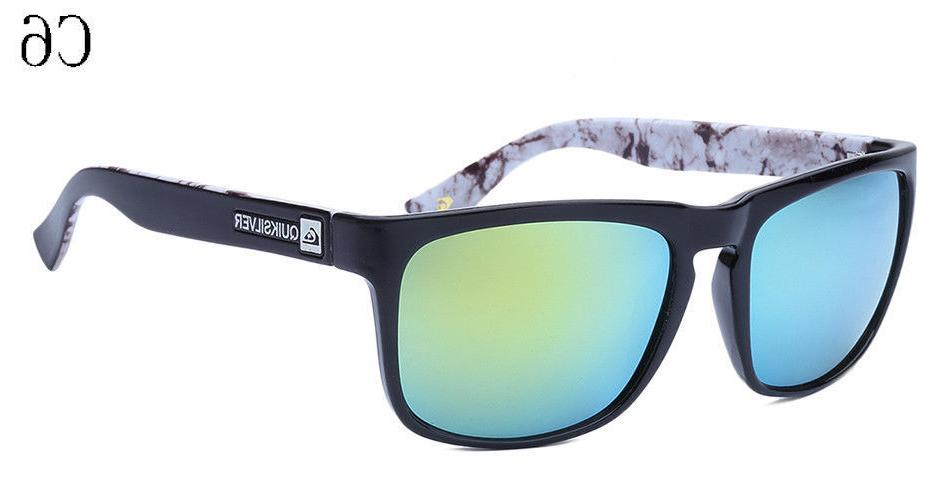 QuikSilver Vintage Men Women UV400 Anti-sun