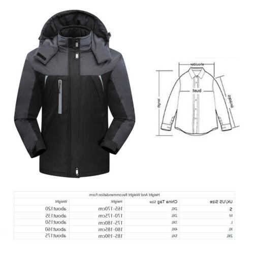 Coat Snow Winter Outwear Outdoor