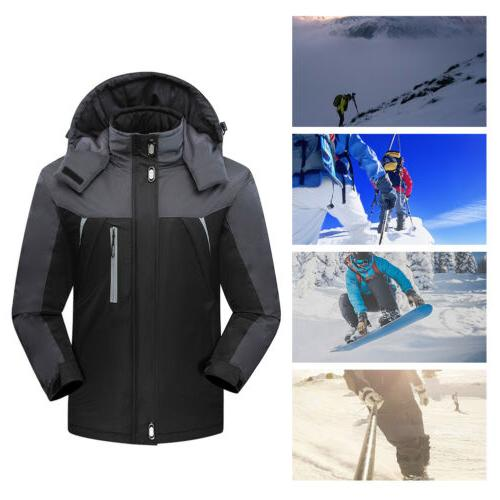 Waterproof Windproof Coat Outwear Clothes