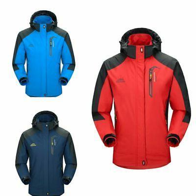 Waterproof Windproof Coat Outwear Outdoor