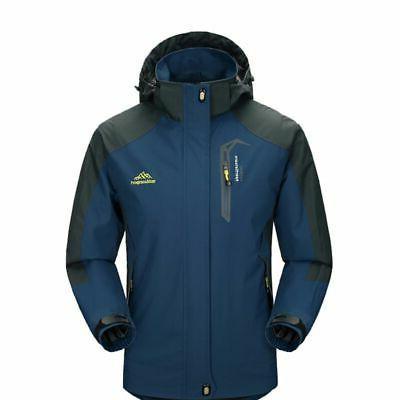 Waterproof Windproof Men Outwear Outdoor