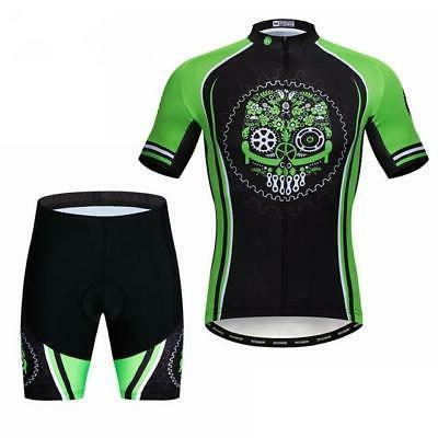 Weimostar Men Short Sleeve Cycling Clothing M