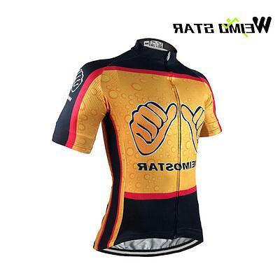 WEIMOSTAR Bike Short Sleeve Jerseys T-shirts