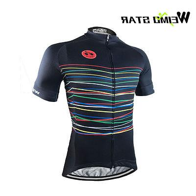 WEIMOSTAR Bike Short T-shirts Bicycle