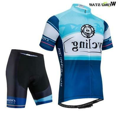 weimostar pro team cycling clothing 2019 men
