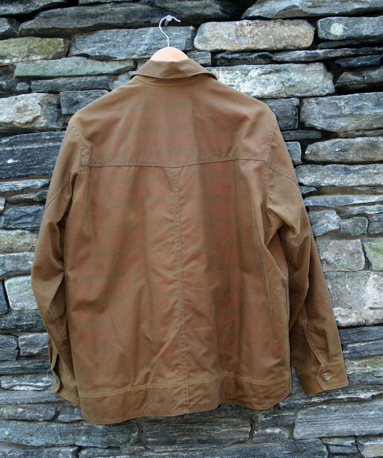 Filson Westlake Shelter waxed jacket Men's L MSRP $385