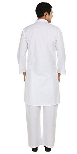 White Cotton Pajama Yoga