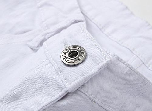 Men's Skinny Fit Fashion Pants,
