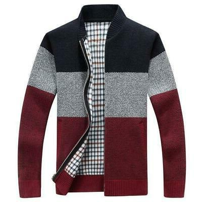 Winter Cardigan Coats Clothing Autumn Gradient