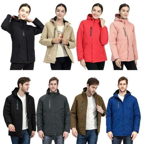 Winter Warmer Electric Vest Jacket Coat Socks Heating