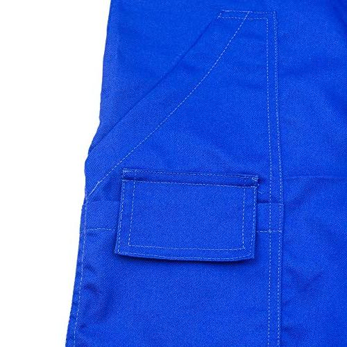 TOPTIE Men's Big-Tall with Bright Blue