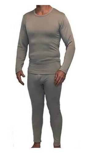Z-TEX Microfiber Fleece Lined Thermal Underwear FLY