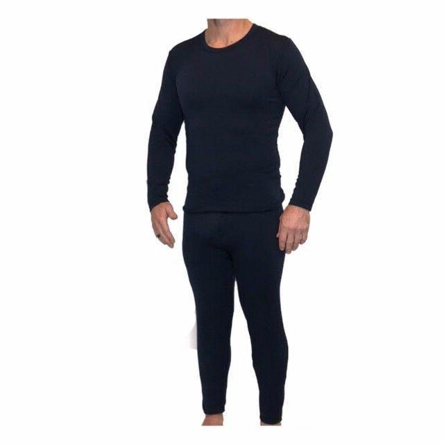 Z-TEX Men's Microfiber Fleece Underwear