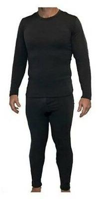 Z-TEX Ultra Soft Men's Microfiber Fleece Lined Thermal Under