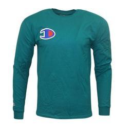 Champion Large Reverse Weave Men's  Long Sleeve T-Shirt