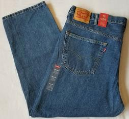 Levi's Men's 550 Relaxed Fit Jean - Big & Tall, Medium Stone