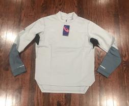 ASICS Lite-Show Winter Long Sleeve 43102 Zip Top, Medium, Mi