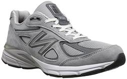 New Balance Men's M990GL4 Running Shoe, Grey/Castle Rock, 16