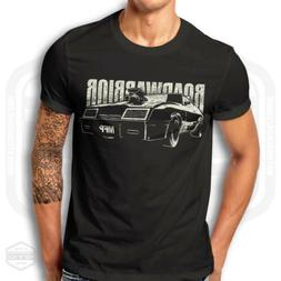 Mad Max Roadwarrior Men's T-Shirt Black | S-6XL | Made In US