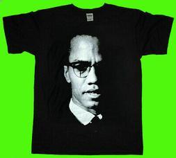 Malcolm X History Black Men's TShirt Tees Clothing