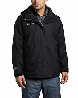 Columbia Men's Bugaboo II Fleece Interchange Jacket, W
