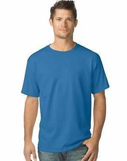 Hanes Men Crew neck T-Shirt 4-Pack ComfortSoft 100% Cotton H