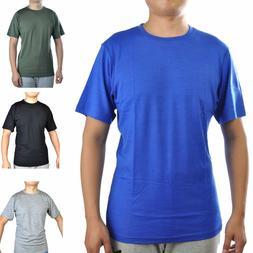 Men's 100% Merino Wool Outdoor Sports T Shirt Lightweight At
